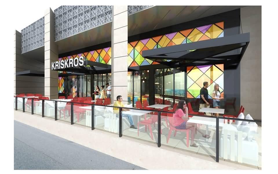مطعم ومقهى كريس كروس للمأكولات العالمية – داون تاون