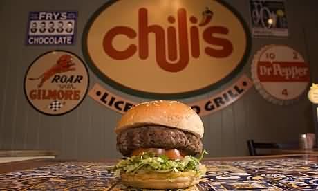 مطعم تشيليز ... تمتع بمذاق أحسن برغر أمريكي على الاطلاق