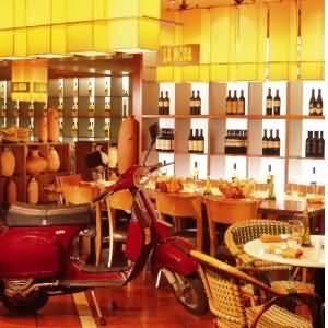 مطعم لا مودا للمأكولات الايطالية – فندق راديسون بلو دبي