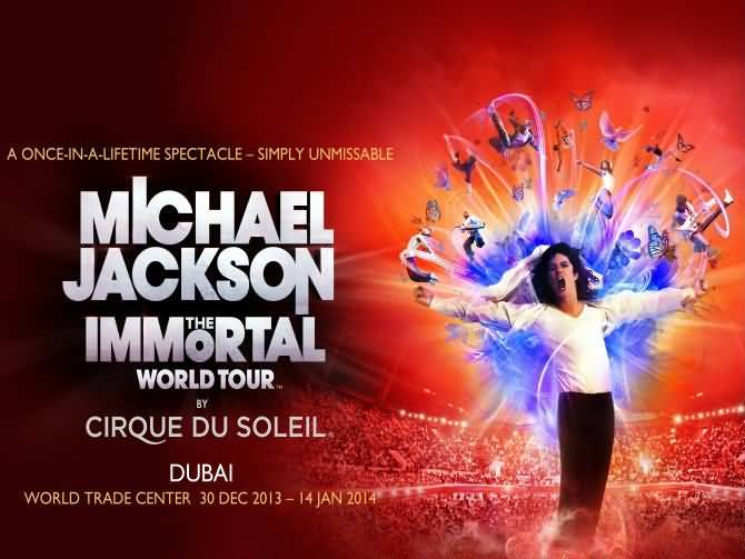 20130902_Michael Jackson The Immortal World Tour