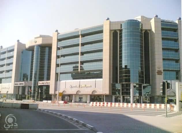 مركز وربة للتسوق – شارع أبو بكر الصديق