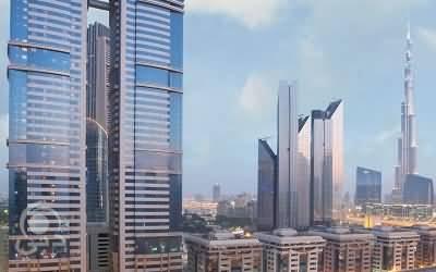 فندق جراند الإمارات – شارع الشيخ زايد