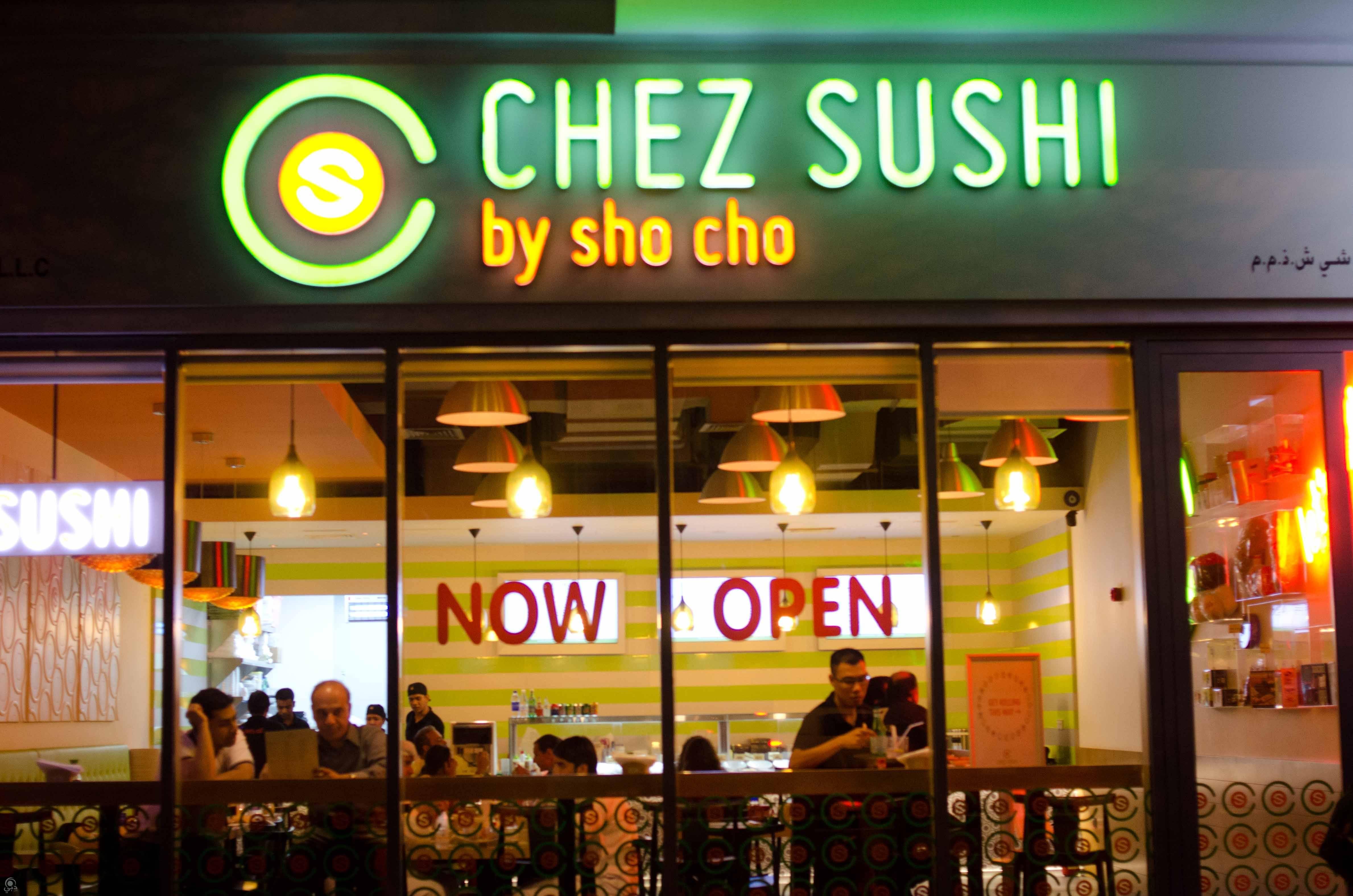 مطعم شيز سوشي للمأكولات اليابانية – جميرا