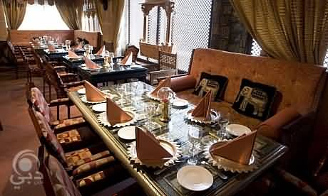 مطعم أنتيك بازار للمأكولات الهندية – بر دبي
