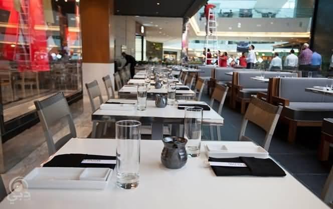 مطعم كاتسويا - ستارك للمأكولات اليابانية العالمية – داون تاون دبي