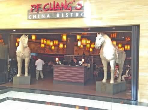 مطعم بي إف تشانجس للمأكولات الصينية في دبي