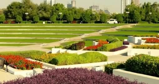 al-mamzar-park