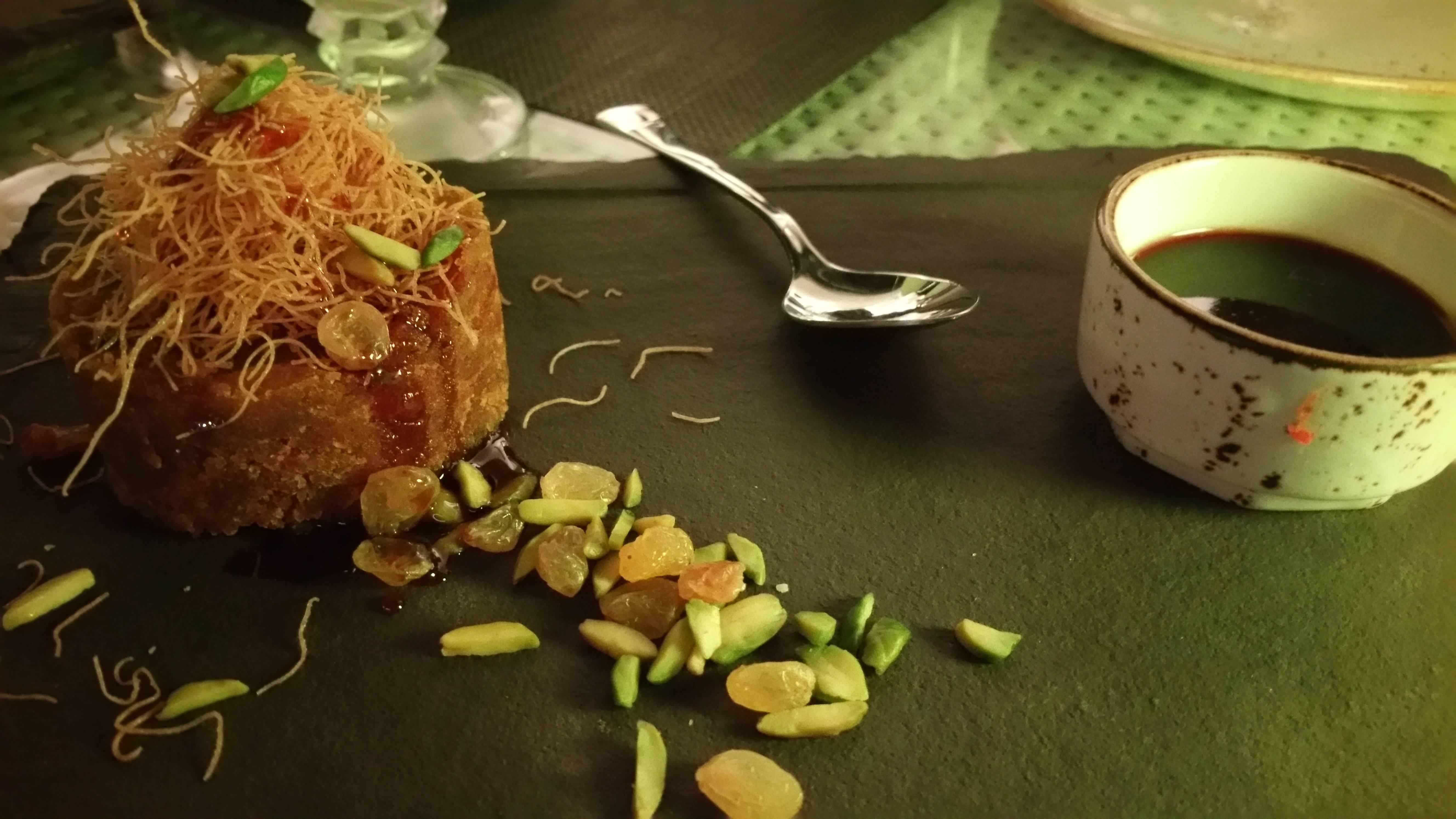 مطعم ومقهى الرمال السبعة يقدم المطبخ الإماراتي الحديث في دبي