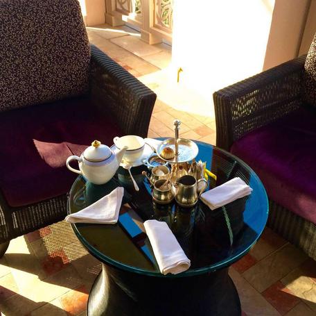 مطعم و مقهى الفيروز لاونج للمأكولات الخفيفة – مدينة الجميرا
