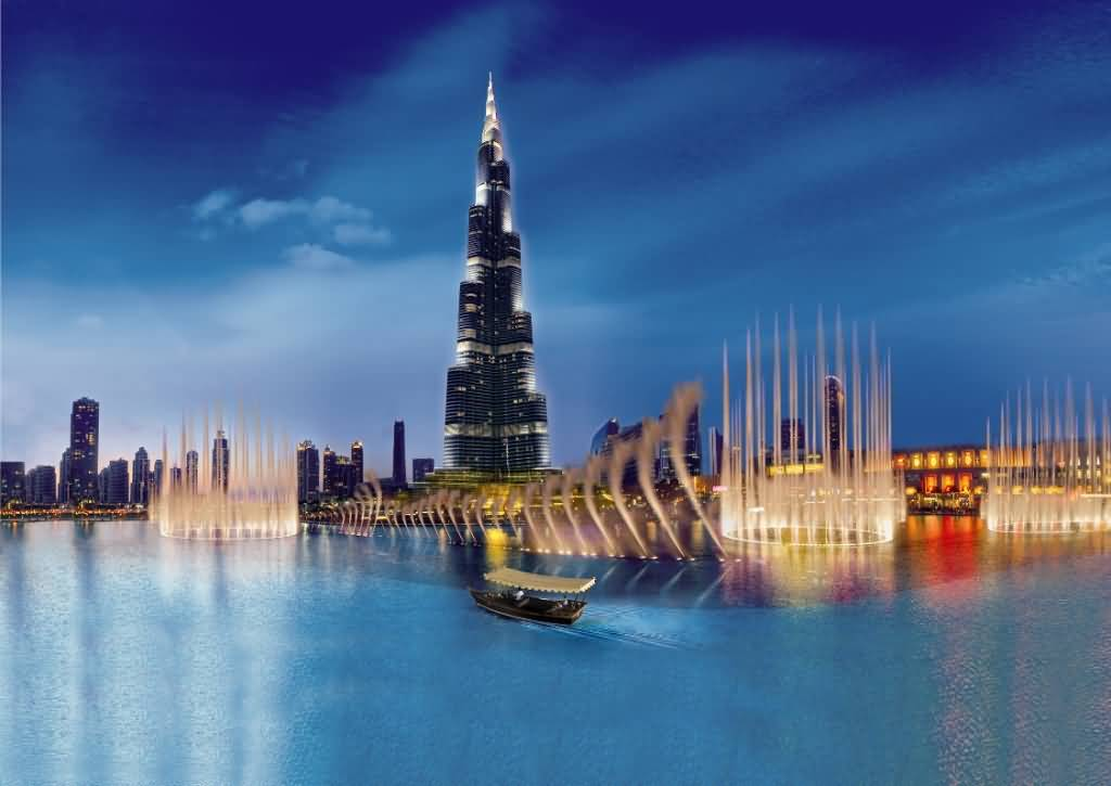 أفضل 5 بحيرات في دبي
