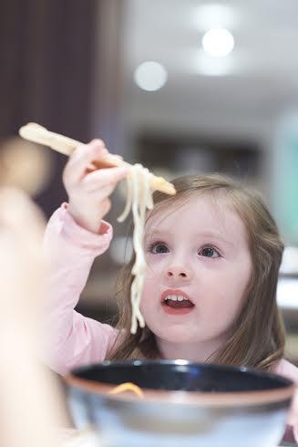 مطعم واغاماما في منطقة جي بي آر يقيم فعالية مخصصة للأطفال