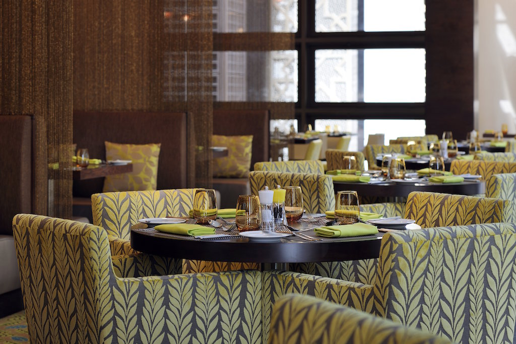 Bistro, all-day dining_Courtyard by Marriott World Trade Center, Abu Dhabi (2)