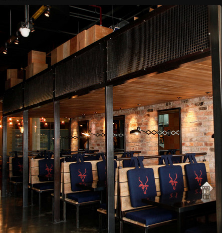 مطعم سوهو غريل للمأكولات الأمريكية في دبي