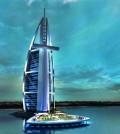 الجزيرة الاصطناعية الذكية نورث ديك تحل ضيفا على إمارة دبي