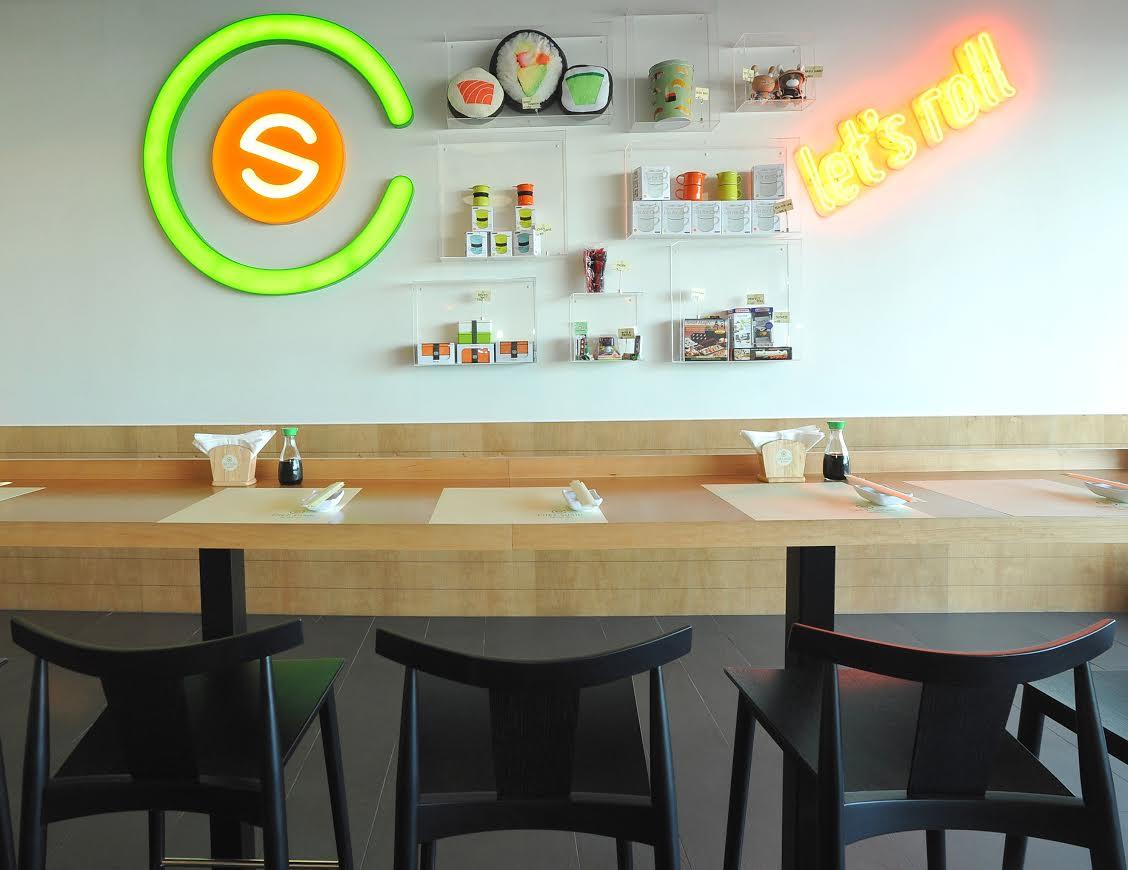 وصفة جديدة في مطاعم شي سوشي