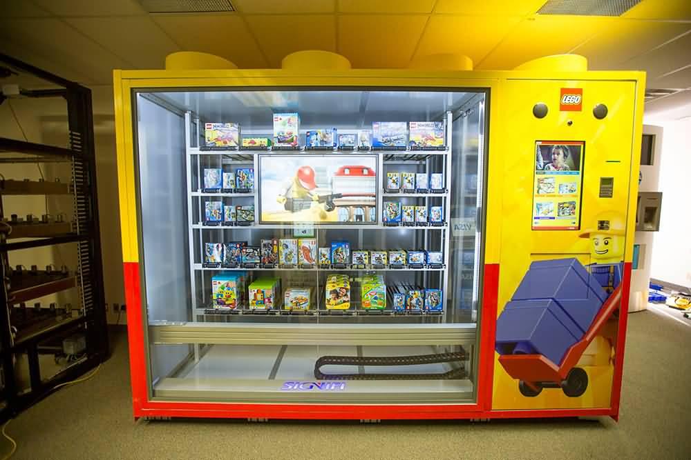 custom vending machine cost