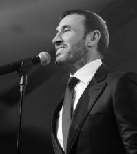 حفل المغني كاظم الساهر في دبي بمناسبة عيد الحب 2016