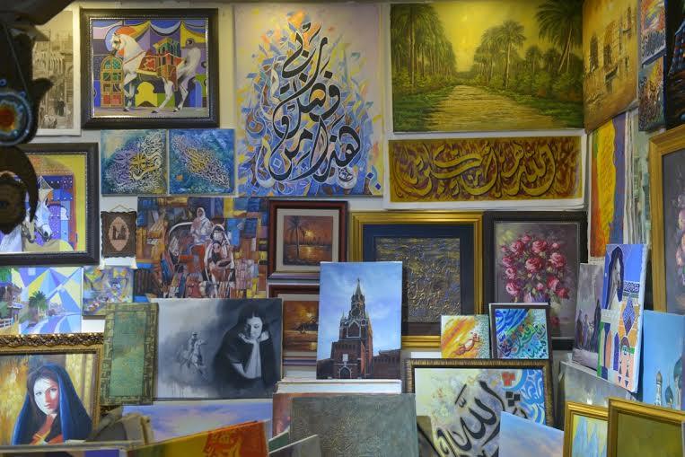 القرية العالمية .. متحف مفتوح للإبداعات الثقافية والفنية