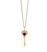 داماس تطلق مجوهرات حصرية احتفالا بــعيد الحب