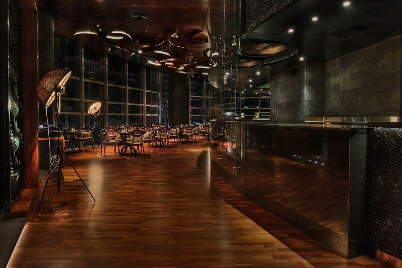 مطعم مينت ليف أوف لندن دبي يقدم قائمة طعام صحية جديدة
