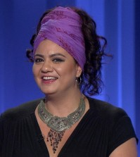 ثاني حفل لمغنية السول ربى زيدان في دبي خلال سنة 2016