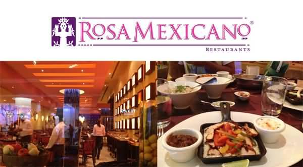 مطعم روزا مكسيكانو