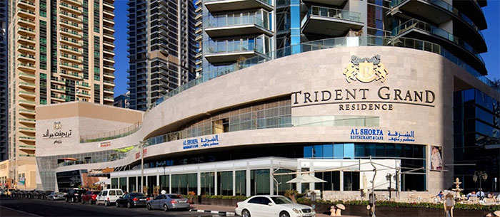 مقهى ميلكو للمثلجات الطبيعية و المشروبات – ترايدنت جراند رزيدينس دبي