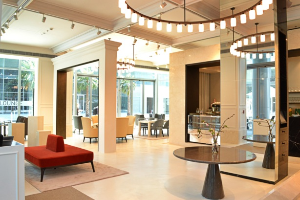 مقهى هاربر بازار كافيه يفتح أبوابه في دبي