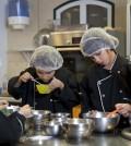 ورش عمل طهي للأطفال في مدينة الالعاب كيدزانيا