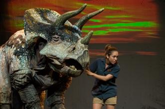 عرض حديقة الديناصورات