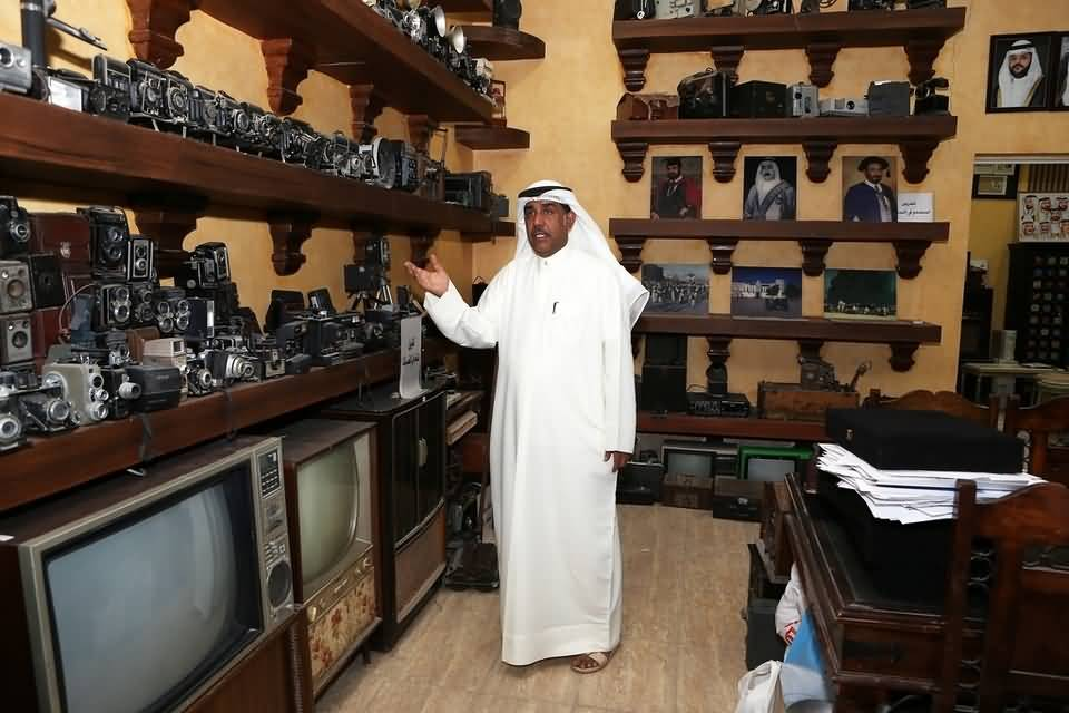 بالصور | جولة في متحف الإماراتي جاسم آل علي بالشارقة