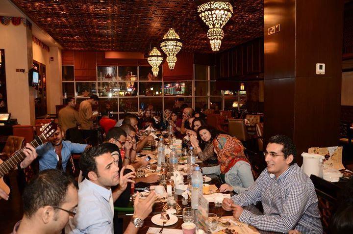 مطعم ومقهى حدوتة مصرية في رمضان 2016