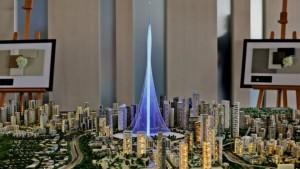 بالفيديو .. كل ما يجب عليكم معرفته حول برج دبي المنتظر والأطول من برج خليفة