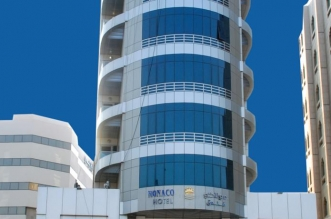 تعرف على فندق موناكو في دبي