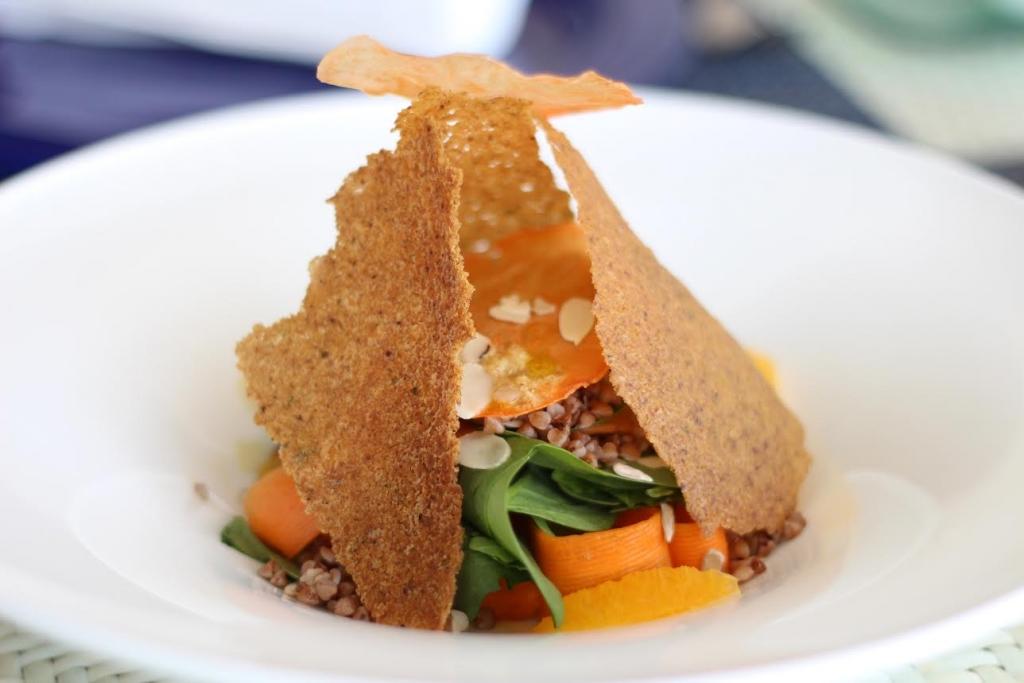 مطعم فيفالدي من ألفريدو روسو يطرح قائمة سوبرفود الصحية