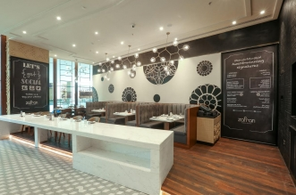 إعادة افتتاح مطعم زافران الهندي في مردف سيتي سنتر