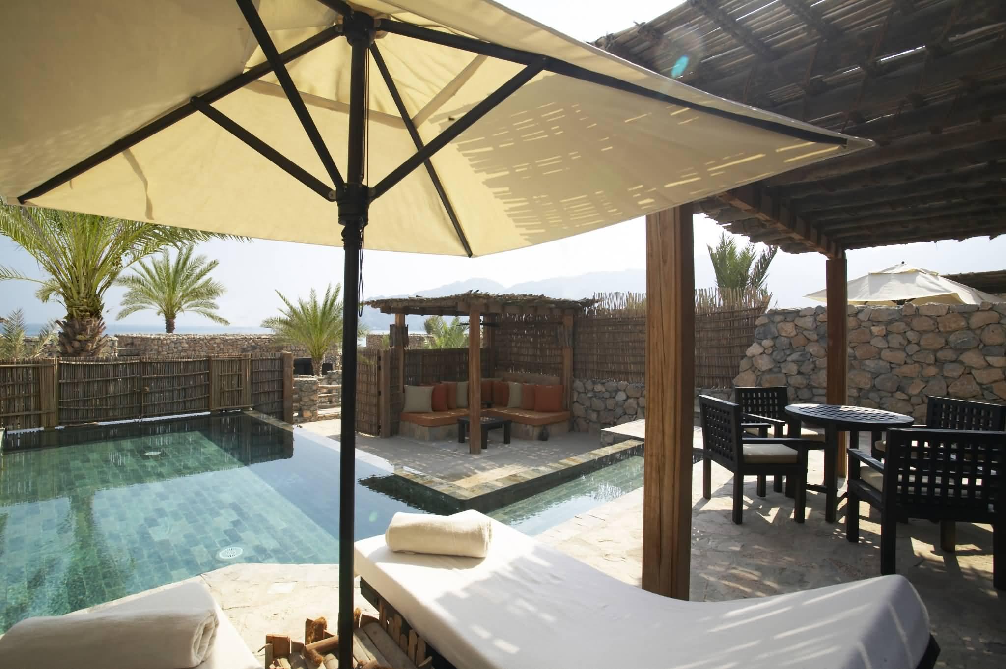 SSZB Pool Villa Deck