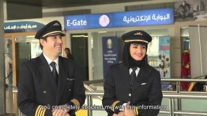 تعرفوا على الطيارة الإماراتية عائشة المنصوري