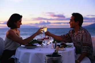 أفضل 4 مطاعم لتمضية أمسية رومانسية