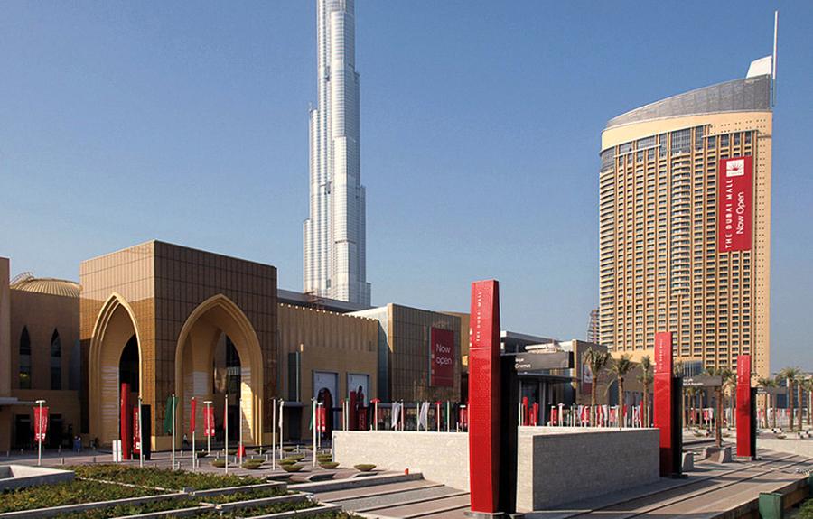 أفخم 5 فنادق في دبي