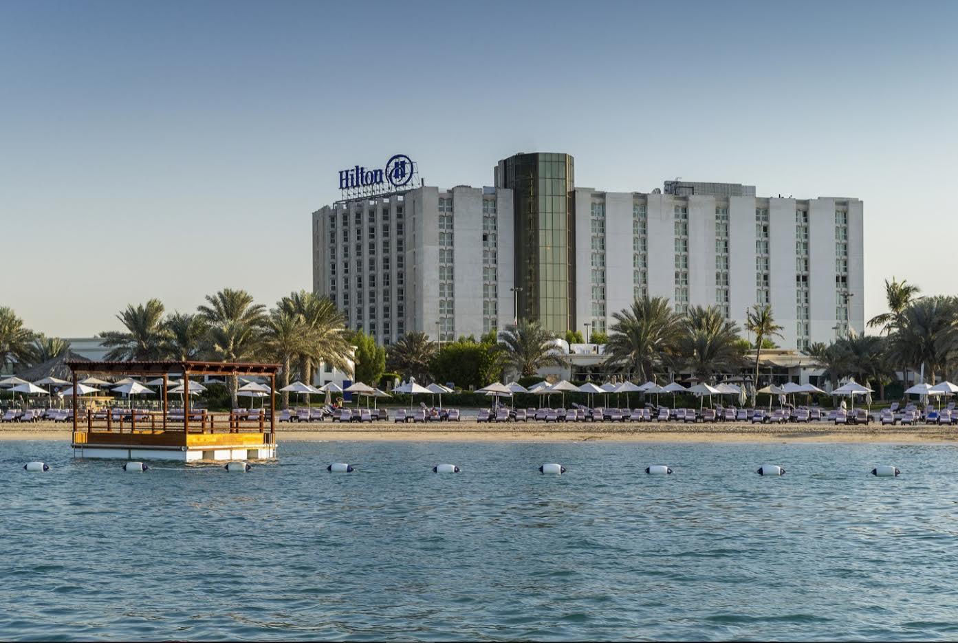 فندق هيلتون أبوظبي يشهد أعمال تجديد في مختلف مرافقه