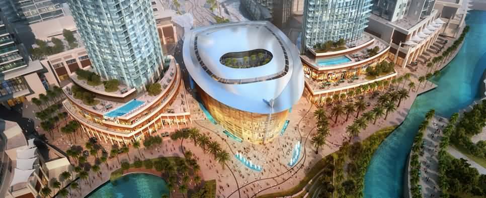 دار دبي للأوبرا