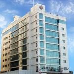 نظرة على فندق جرانديور في دبي