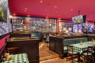 افتتاح مطعم أوليريز في دبي