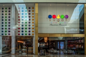 مطعم شوغر فاكتوري في دبي