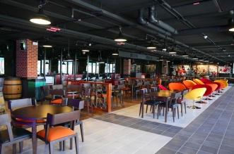 مطعم كيكرز سبورت يقدم برنش الجمعة