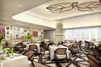 افتتاح كافيه ميلانو في فندق فور سيزونز أبوظبي بجزيرة المارية