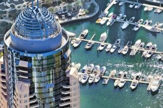 عروض مطاعم فندق ماريوت هاربر دبي في ليلة رأس السنة
