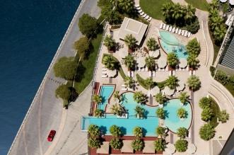 فندق انتركونتيننتال دبي فستيفال سيتي يقدم عرض الاستجمام النهاري