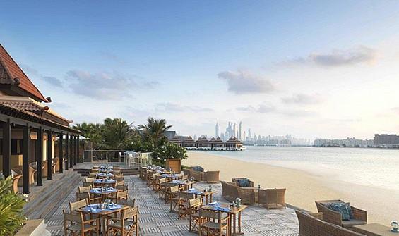 منتجع أنانتارا النخلة دبي